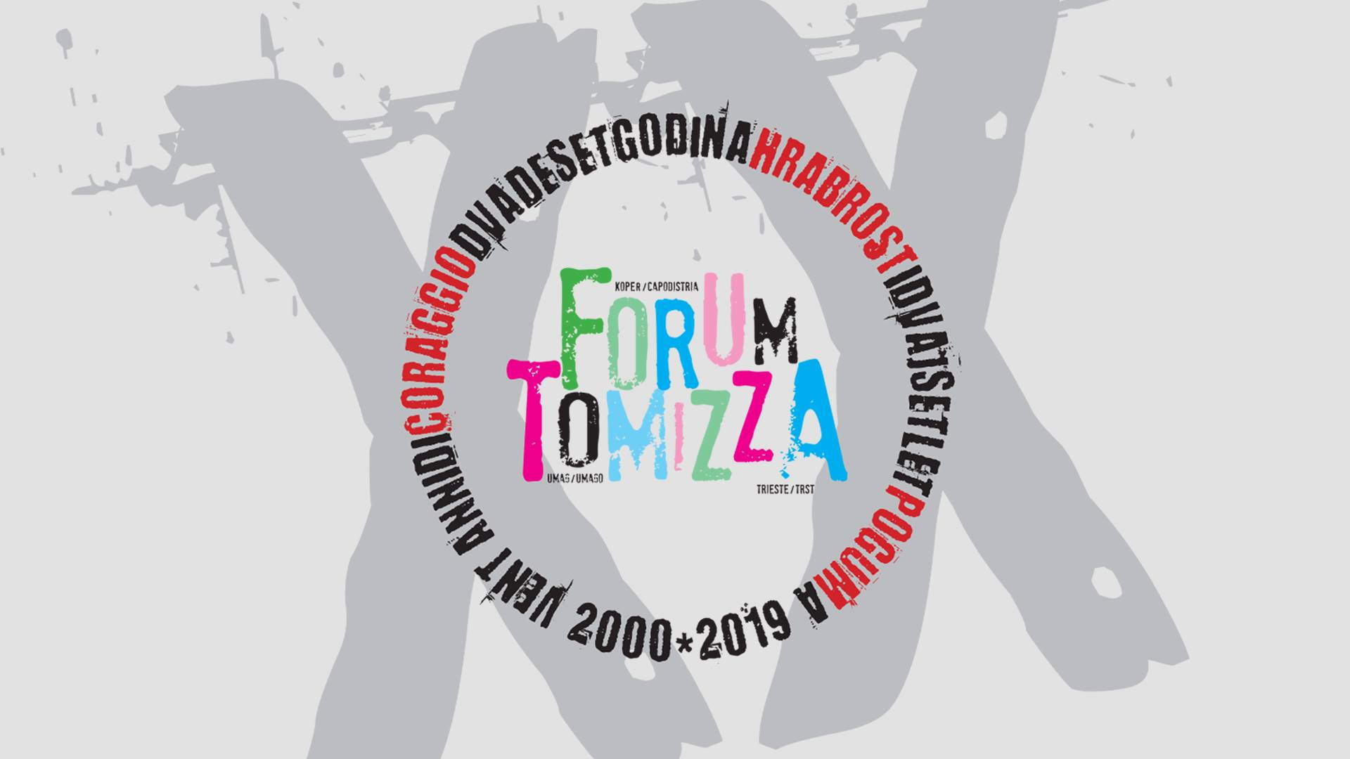 Forum Tomizza 2019: program